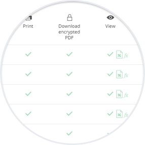 Sposób działania wirtualnych pokojów danych iDeals
